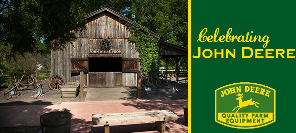 Celebrating John Deere's History