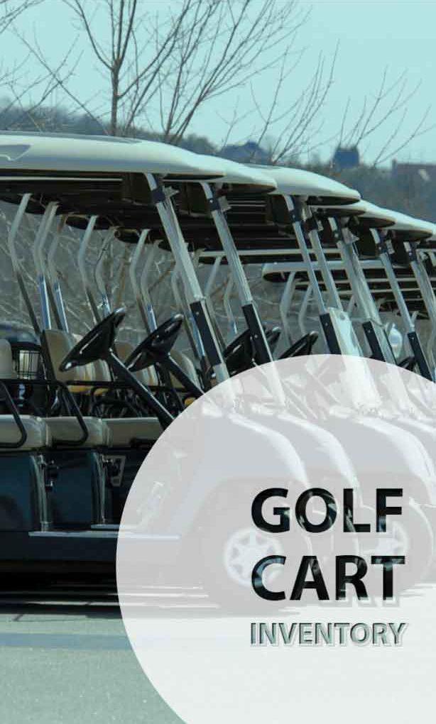 Mutton Power Golf Cart Inventory