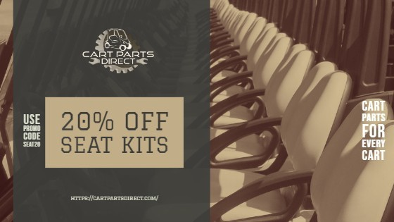 Fall Cart Parts Direct Promotions